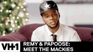 Papoose Teaches His Kids About Kwanzaa | Remy & Papoose: Meet the Mackies