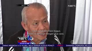 Atlet Bridge Asal Filipina Menjadi Atlet Tertua Asian Games 2018 - NET 5