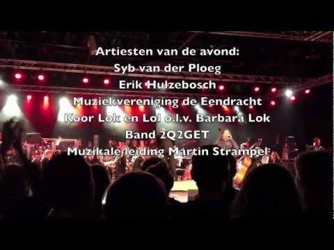 Music Night Hardenberg 2012. Met Syb van der Ploeg, Erik Hulzebosch, Eendracht Hardenberg.....