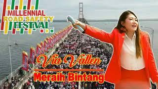 Via Vallen - Meraih Bintang Live Suramadu (Millennial Road Safety Festival)