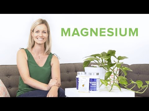 Trending Vitamins & Supplements With Dr. Laura | Magnesium