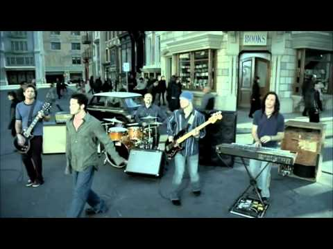 Dishwalla - Somewhere In The Middle [Official Music Video]