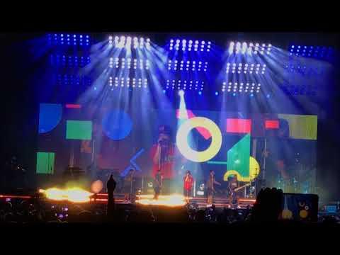 Bruno Mars en Costa Rica