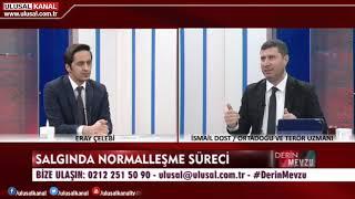 Derin Mevzu- 09 Mayıs 2020- İsmail Dost- Bülent Esinoğlu- Eray Çelebi- Ulusal Kanal
