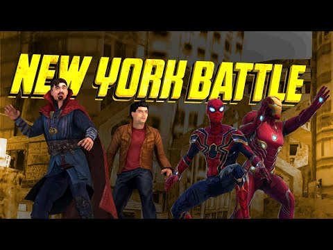 Kollywood Avengers Infinity War - Battle In New York Remix