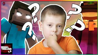 EPIC TROLL D'UN KIKOO NOOB, SA MERE CRIE !! minecraft troll kikoo fr