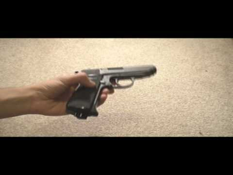 Walther PPK/s Co2 Gun  Disassembly