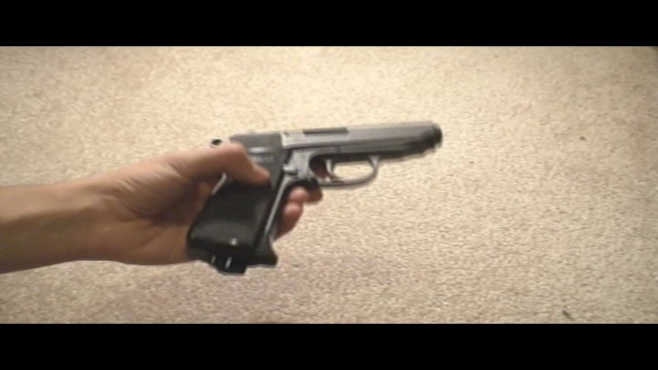 walther ppk s co2 gun disassembly youtube rh youtube com