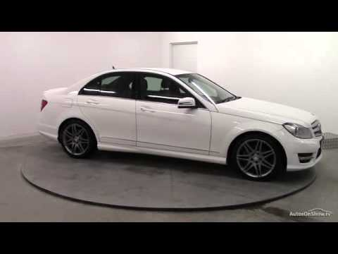 2013 mercedes c class c220 cdi blueefficiency amg sport. Black Bedroom Furniture Sets. Home Design Ideas