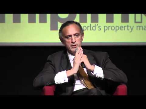 MIPIM 2011 - Keynote panel on economics: real estate as an asset class