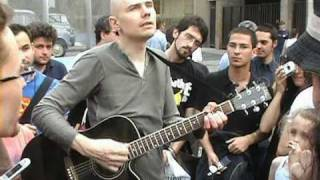 Billy Corgan - Now and then (acoustic) BCIT