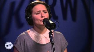 "Emiliana Torrini performing ""Blood Red"" Live on KCRW"