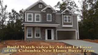 columbia sc new home by fortress builders build watch for the blackwell family 11 6 13