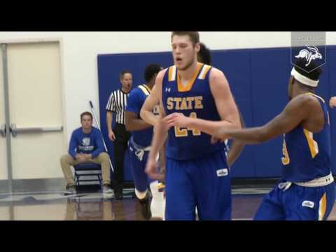 Mike Daum Scores 51 at Fort Wayne (02.18.2017)