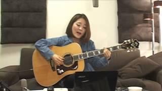 2013/4/21(日) 森恵さんのUSTREAMライブより Megumi Mori is a rising...