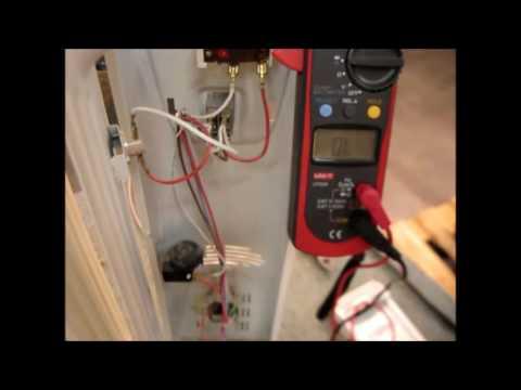 Ремонт масляного обогревателя ТЕРМИЯ не включается; \Repair of the oil heater does not turn on;