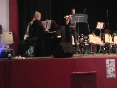 Flûte traversière à l'Ecole de Musique Selloise