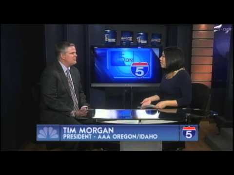 Tim Morgan - President, AAA Oregon/Idaho - Feb 11th, 2014