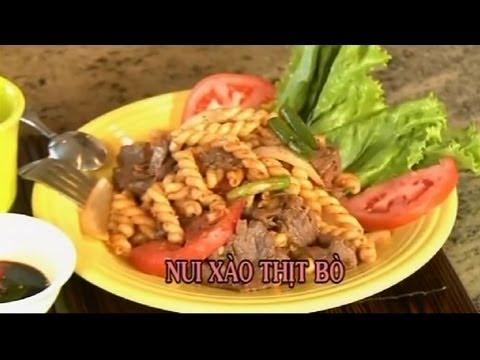 Nui Xào Thịt Bò - Xuân Hồng