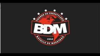 Instrumental Clap vs Dref killah 2 round BDM deluxe 2014