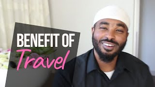 Benefit of Travel | Love Notes Couples Retreat