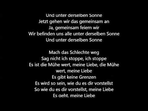 Alvaro Soler - El Mismo Sol [Deutsche Übersetzung / German Lyrics]