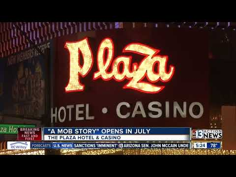 'A Mob Story' opening in Las Vegas