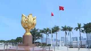 GLOBALink | More Hong Kong people realizing importance of CPC's leadership: scholar
