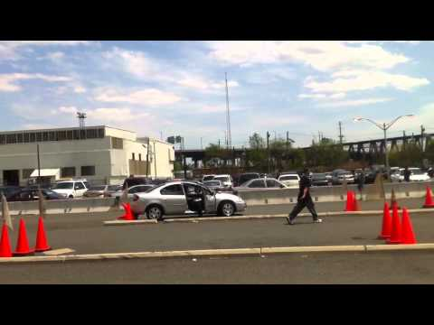 Failed drivers test at Newark DMV (Essex County MVC)