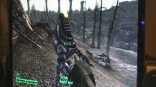 Fallout 3: Gameplay Maxed Settings 8x AA/AF 1680x1050 - 9600GT