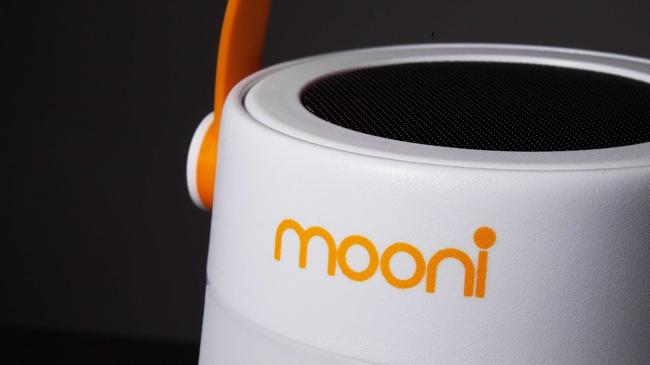 Mooni Takeme Portable Led Lantern Outdoor Wireless Speaker