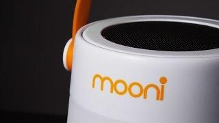 Mooni - TakeMe Portable LED Lantern & Outdoor Wireless Speaker