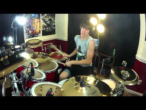 Not Afraid - Drum Cover - Eminem
