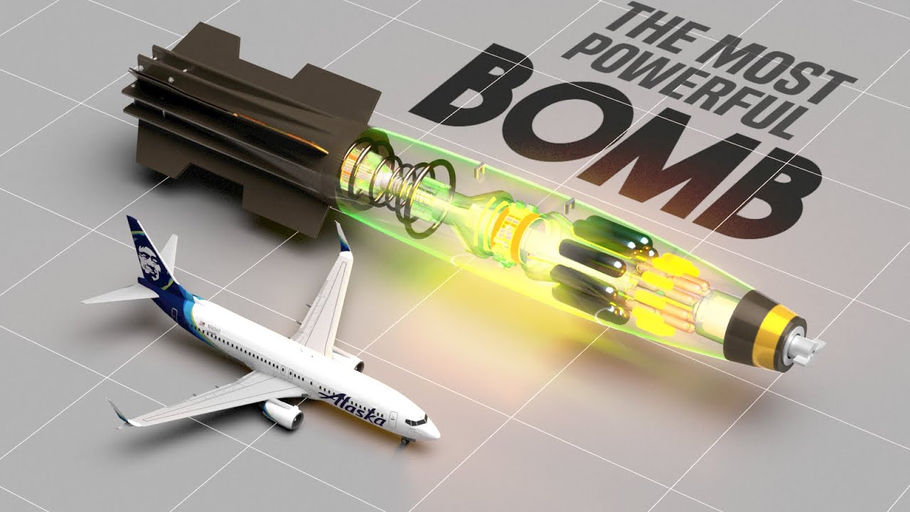 Download What If We Detonate a Cobalt Bomb? The Most Powerful Weapon Ever!