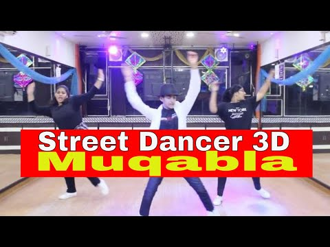 Muqabla | Street Dancer 3D | Easy Dance Steps Choreography | Step2Step Dance Studio, Mohali