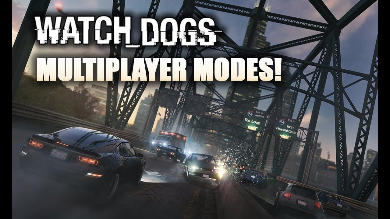 Watch Dogs  Coop Pvp