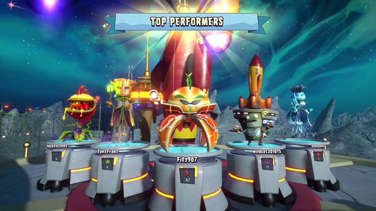 Plants Vs Zombies Garden Warfare Pc Free Highly Pressed Garden Ftempo