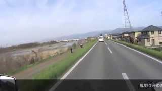 Motovlog(モトブログ)#5 小2娘初タンデム 道の駅ツーリング/CB1300SF