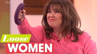 Sofa Exercises With Dan Hooper For Coleen's Health Kick | Loose Women