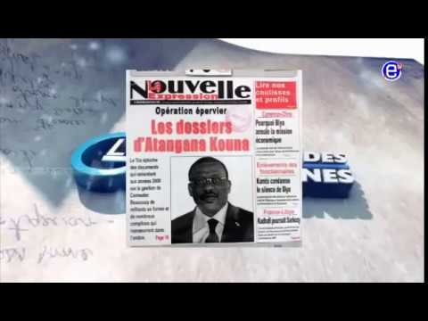Press review francophone media Cameroon March 21 2018!