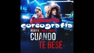 Becky G Paulo Londra Cuando Te Bes COREOGRAFA VDEO CLIP BLOOPERS BY BEFFOS VB.mp3