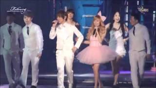Barbie Girls - Jessica ft.Key (ITTNW Shanghai Concert)_Clear Audio Ver.