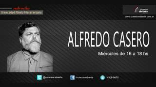 ALFREDO CASERO - PRIMER PROGRAMA  / RADIO CONEXIÓN ABIERTA
