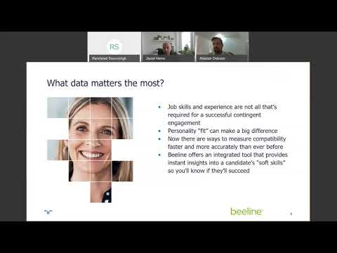 build a data-driven contingent talent strategy | Randstad & Beeline webinar