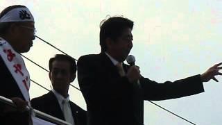 安倍晋三自民党総裁・平成24(2012)年10月25日 #1