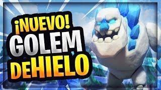 El NUEVO GOLEM de HIELO llega a COC!! 4 Sneak Peek de la Actualización de Diciembre | Zoloko
