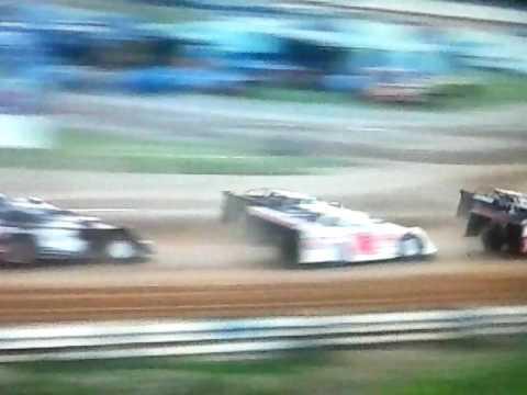 Bedford Speedway 6/30/17 SLM Heat 3