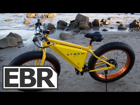 Is the $500 Storm Electric Bike on Indiegogo a Good Deal?