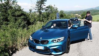 HO GUIDATO BMW M2-M3-M4 CS