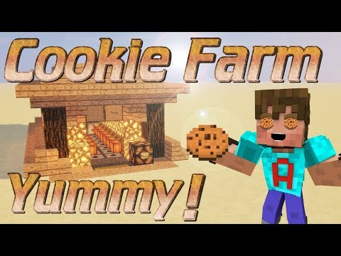 Minecraft: How to Build a Cocoa Farm | Cocoa Bean Farm Tutorial in Minecraft | Minecraft Lets Build